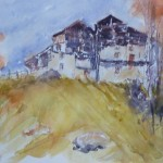 St Véran : chalets