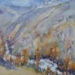 La vallée du Cristillan