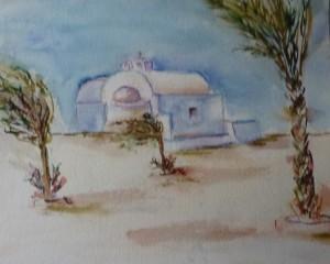 Oia la chapelle - MCarmen