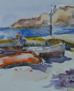 Port d'Armeni (barques) - Annie